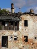 Croacia, Hrvatska Kostajnica, 6 Fotos de archivo libres de regalías