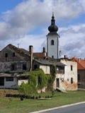 Croacia, Hrvatska Kostajnica, 7 Foto de archivo libre de regalías