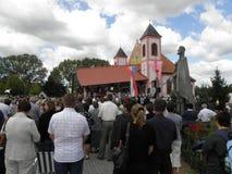 Croacia, Ludbreg, 2 Fotografía de archivo libre de regalías