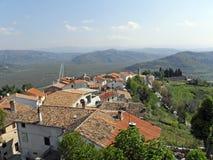Croacia, Motovun Montona, 5 Foto de archivo