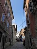 Croacia, Motovun Montona, 1 Imagenes de archivo