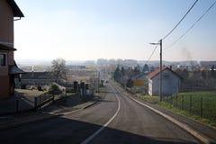 Croacia, Pisarovina, 2 Fotografía de archivo libre de regalías