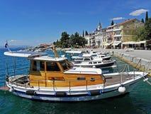 Croacia, Selce, 7 Foto de archivo libre de regalías