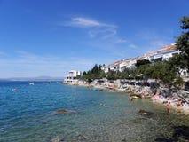 Croacia, Selce, 7 Fotografía de archivo libre de regalías