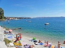 Croacia, Selce, 10 Foto de archivo