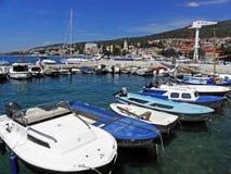 Croacia, Selce, 8 Imágenes de archivo libres de regalías