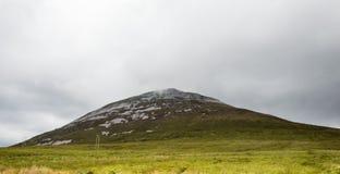 croagh山帕特里克 库存照片
