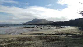 Croagh Patrick Lizenzfreie Stockfotos