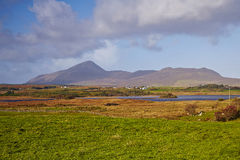 Croagh Patrick, Co.Mayo, Ireland Royalty Free Stock Photography