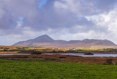 Croagh Patrick Royalty Free Stock Photography