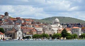 croaitia sibenik Zdjęcie Royalty Free