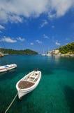 croatia ömljet Arkivfoton