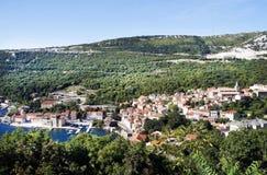 Croatia. Bakar - beautiful small touristic town in Croatia Stock Photography