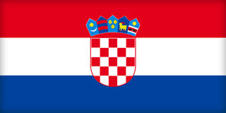 croatia Royaltyfria Foton