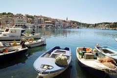 Croatia, Brac Island Stock Image
