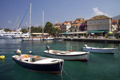 Croatia: Cavtat Royalty Free Stock Photography