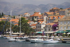 Croatia: Cavtat Royalty Free Stock Photo