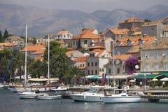 Croatia: Cavtat Foto de archivo libre de regalías