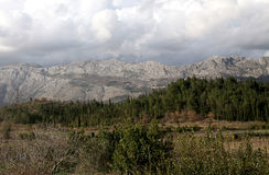croatia Dalmacji na południe zdjęcie royalty free