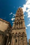 croatia Dalmatia sławnego dziedzictwa starego miejsca rozszczepiony miasteczka unesco świat Diocletian ` s pałac fotografia royalty free