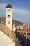 Croatia: Dubrovnik Fotos de archivo
