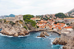 Croatia, dubrovnik, Royalty Free Stock Photos