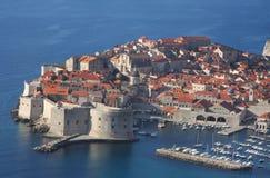 croatia Dubrovnik obraz stock