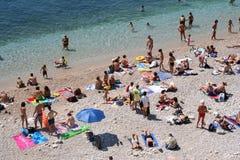 Croatia-Dubrovnik Foto de Stock