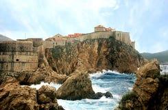 croatia Dubrovnik fotografia stock