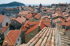 croatia dubrovnik gammal town Balkans Adriatiskt hav, Europa Carpathian Ukraina, Europa Arkivfoton