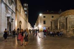 Croatia, Dubrovnik, Onofrio's fountain Royalty Free Stock Photography