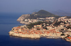 Croatia Dubrovnik UNESCO World Heritage Site Royalty Free Stock Photo