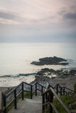 croatia Dubrovnik wysp lokaci śródziemnomorski pobliski zmierzch zdjęcia royalty free