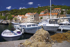 Croatia: Elafiti islands Stock Images