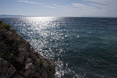 croatia ferie Royaltyfri Fotografi