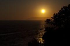 croatia ferie Arkivbilder