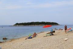 croatia ferier Royaltyfri Fotografi