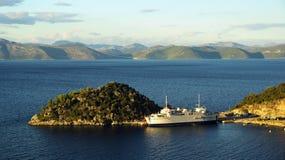 Free Croatia Ferry 05 Stock Photography - 4401862