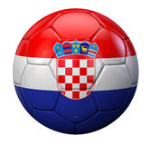 Croatia Football Royalty Free Stock Image