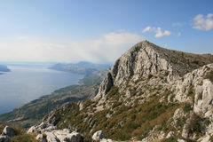 Croatia / Idyl / Wilderness In Mountains Royalty Free Stock Photography