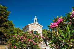Free Croatia, Island Of Dugi Otok, Old Stone Church Of Veli Rat Royalty Free Stock Photography - 185778987