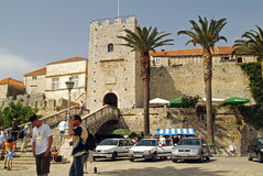Croatia, Korcula Stock Photo