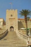 Croatia, Korcula Royalty Free Stock Photos