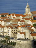Croatia Korcula Stock Photo
