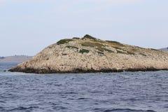 croatia kornati park narodowy Fotografia Royalty Free