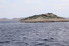croatia kornati park narodowy Obraz Stock