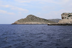 croatia kornati park narodowy Obraz Royalty Free