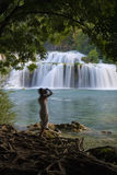 Croatia - Krka National Park Stock Photo