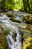 croatia lakesplitvice Royaltyfri Bild