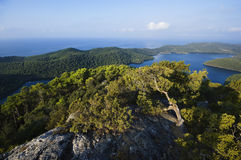Croatia - Mljet island Royalty Free Stock Photo